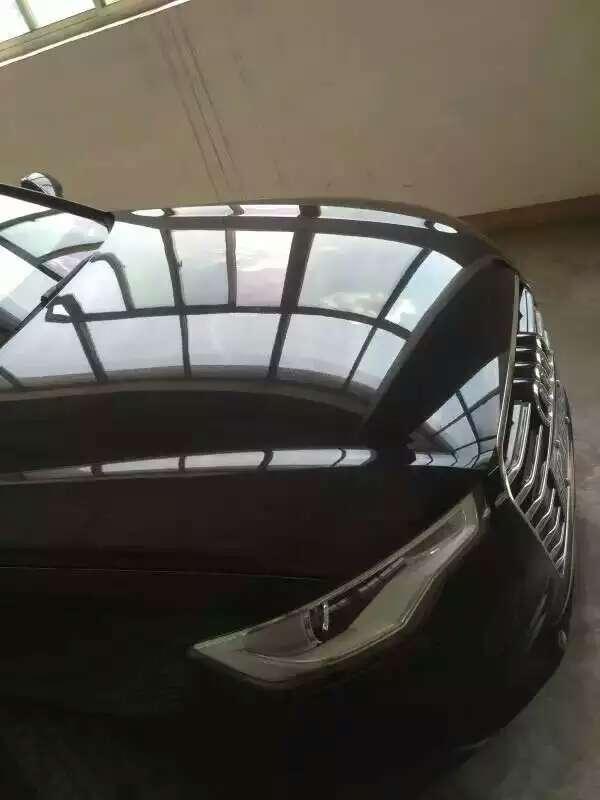 汽车免喷漆凹陷修复技术